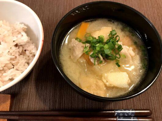 豚肉のスープ