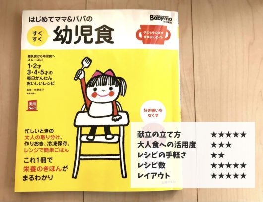 すくすく幼児食の本