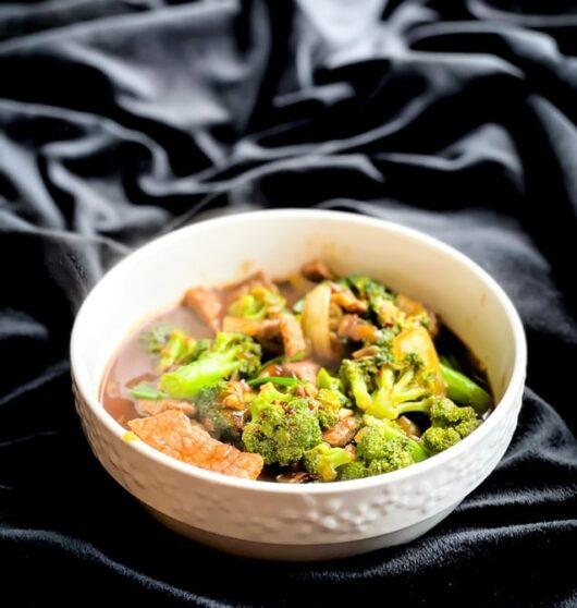 ブロッコリーのスープ